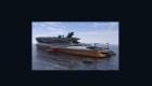 El superyate en forma de tiburón de US$ 550 millones