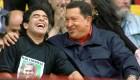 Maradona y sus lazos con la izquierda