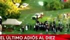 Argentina llora a su hijo predilecto y le da el adiós al D10S