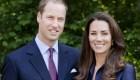 Duques de Cambridge trabajan por los niños
