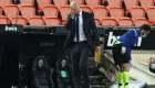 Zidane: Esta derrota no tiene explicación
