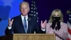 Joe Biden se muestra optimista: Ganaremos Pensilvania