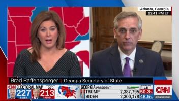 Georgia espera terminar su recuento este miércoles