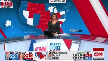 La campaña de Trump dice que solicitará un recuento en Wisconsin