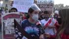 Protestas en Perú: jóvenes que buscan democracia