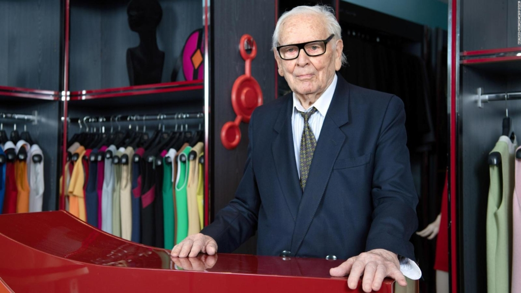 Pierre Cardin muere a los 98 años