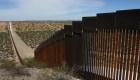 A días de finalizar su gobierno, así va el muro de Trump