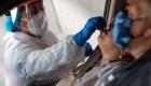 El gobierno reconoce un repunte acelerado de covid-19 en México