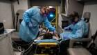 Se agotan camas hospitalarias en condados de California