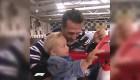 El conmovedor video de Michael Schumacher y su hijo Mick
