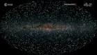 Un impresionante mapa de la Vía Láctea en 3D
