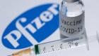 Conservación de la vacuna de Pfizer, según especialista