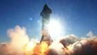Mira el aterrizaje forzoso de este cohete de SpaceX