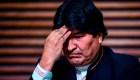 Evo Morales se va abucheado de un acto del MAS