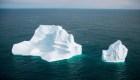 Iceberg gigante chocaría con la isla de Georgia del Sur