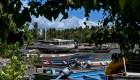 El destino mortal de los balseros venezolanos