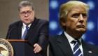 4 formas en las que Barr pasó de incondicional a crítico de Trump