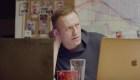 El cinematográfico engaño de Navalny al agente ruso