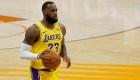 Los Lakers y LeBron quieren extender su leyenda