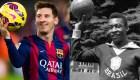Santos FC rechaza que Messi haya batido récord de Pelé