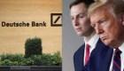 Banqueros personales de Trump renuncian a Deutsche Bank