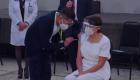 Se aplica la primera vacuna de covid-19 en Latinoamérica