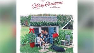 Los duques de Sussex revelan tarjeta de Navidad