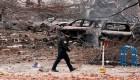 Nashville: investigan si explosión fue atentado suicida