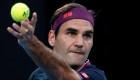 Roger Federer inicia el 2021 sin acción