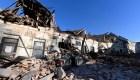 Sismo en Croacia causa severos daños