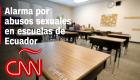 Informe de Human Rights Watch muestra alarmante cifra de abusos sexuales en Ecuador