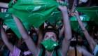 Así se vivió la votación del proyecto de aborto en Argentina
