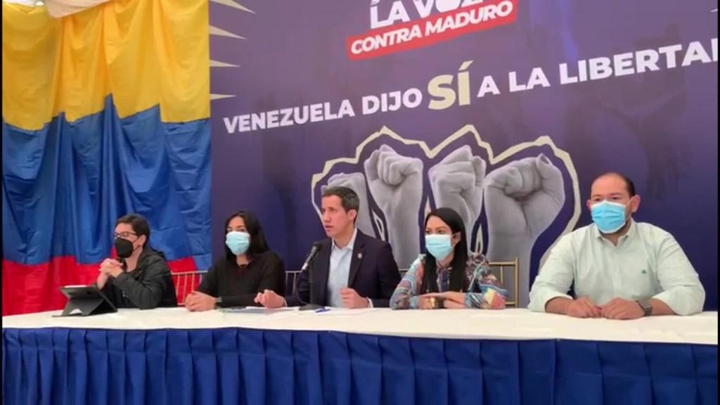 Guaidó califica de tragedia la muerte de venezolanos