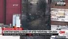 """Centro de Nashville, sellado por """"explosión intencional"""""""
