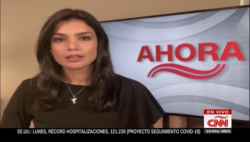 Kamala Harris recibió la vacuna contra el covid-19