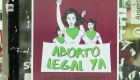 Manifestantes opinan sobre despenalización del aborto