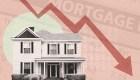 Tasas hipotecarias caen a un mínimo histórico en EE.UU.