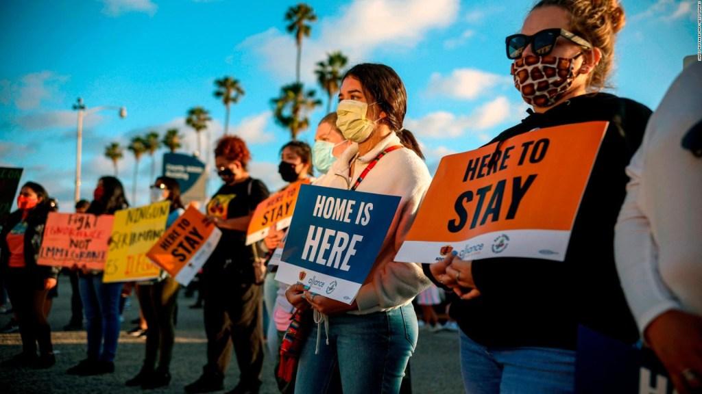 Los 10 puntos clave de la reforma inmigratoria de Biden