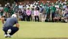 El Masters de Augusta volverá a recibir aficionados