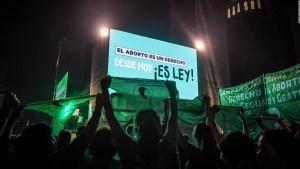 Argentina: el porqué del rechazo al aborto