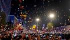 Wuhan y Nueva York: celebraciones distintas de Año Nuevo