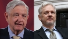 AMLO quiere salir como héroe al ofrecer asilo a Assange