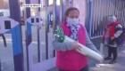 Donan oxígeno en México ante alta demanda por covid-19