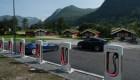 Noruega registra ventas récord de autos eléctricos