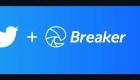 Breaker ahora es propiedad de Twitter