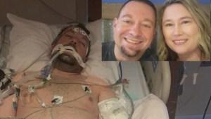 """""""La voz de mi esposa me dio fuerzas para salir del coma"""""""