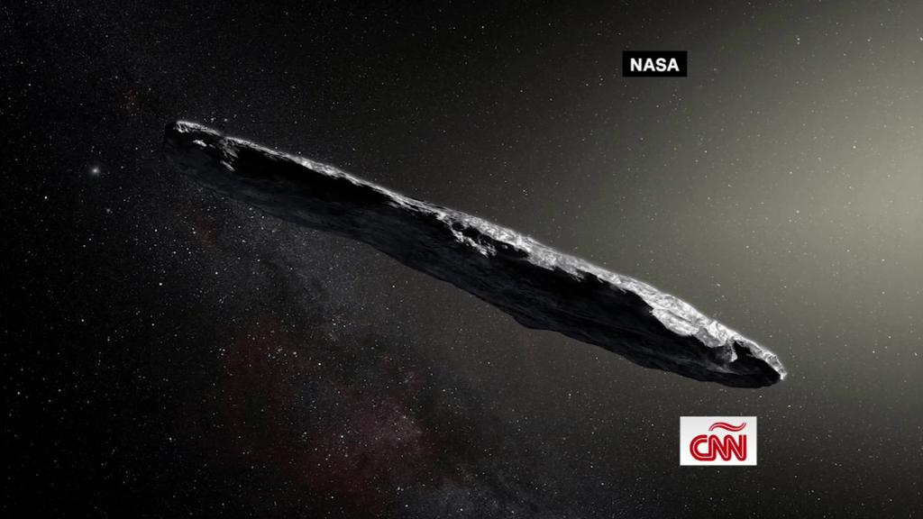 Astrónomo sugiere que existe la vida alienígena