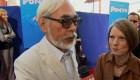 Director y animador japonés Hayao Miyazaki cumple 80 años