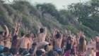 Se acabó la fiesta: cierran playa de Hawai