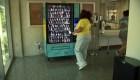 Universidad instala máquinas para test de covid-19